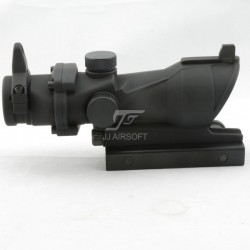 TARGET QD Riser Mount for T1 and T2 (Black)
