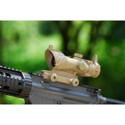 TARGET T1 Red Dot with Killflash, QD Riser Mount and CNC Low Mount (Black)